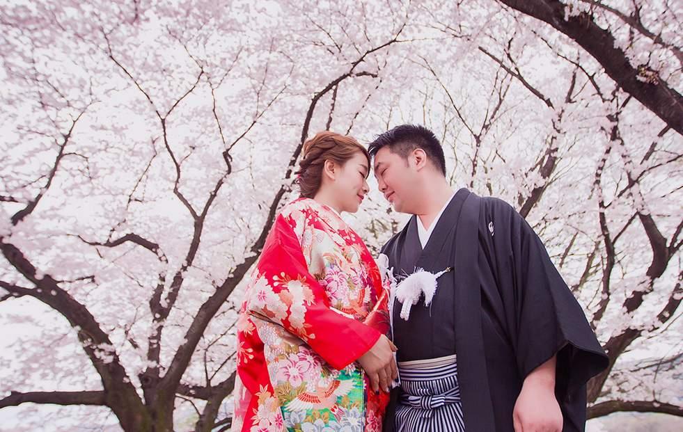 櫻京和服體驗 漫步京都
