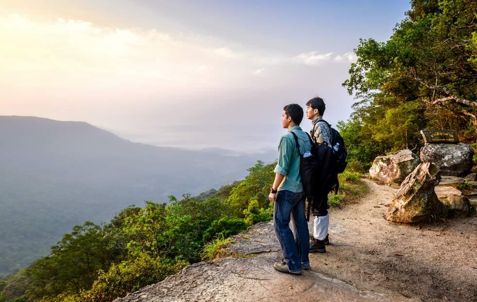 考艾國家公園定製遊