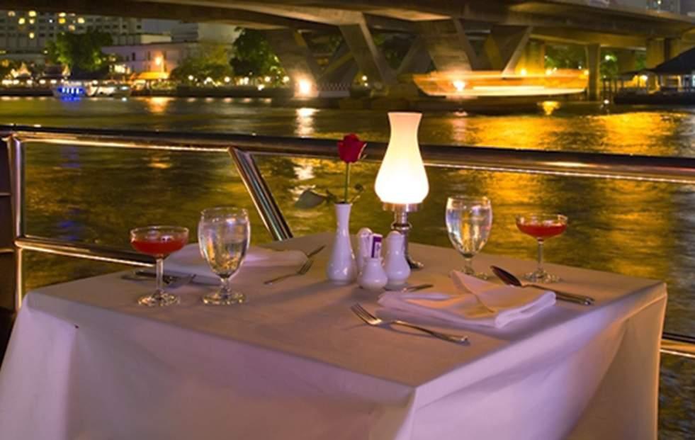 昭帕雅公主號夜遊湄南河 & 自助晚餐