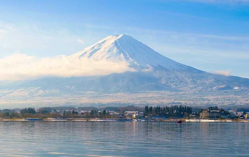 富士山經典路線