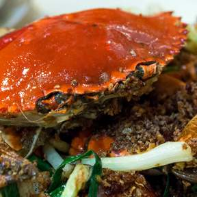 Under Bridge Spicy Crab in Wan Chai