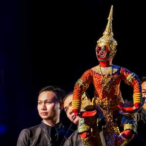 Joe Louis The Art of Thai Cuisine and Thai Puppet Theater