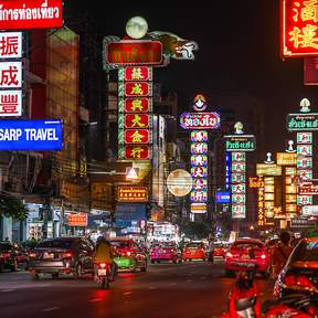 Yaowarat Street (Chinatown) Food Tour