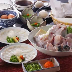 Voucher Ăn Uống Tại Guenpin (玄品ふぐ) ở Osaka - Cá Nóc Hổ