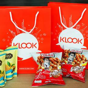 Free Tourist Welcome Gift Bag at ICONSIAM and Siam Paragon