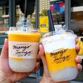 Mango Tango at Siam Square, CentralWorld, and Asiatique