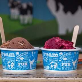 本傑瑞(Ben & Jerry's)冰淇淋 - 薩默塞特 & 登普西山