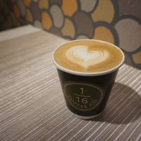 One Sixteenth Coffee Company in Central