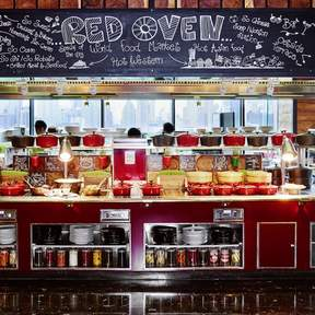 Red Oven Buffet at SO Sofitel