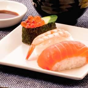Sushi Express in Singapore