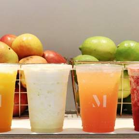 Maybe Juice at Zhongxiao Fuxing Station