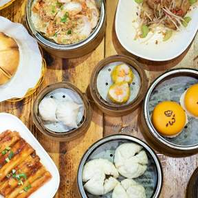 Chau's Dim Sum in Shum Shui Po
