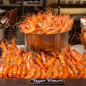 Voucher Ăn Uống Tại Goji Kitchen+Bar Buffet Ở Bangkok Marriott Marquis Queen's Park