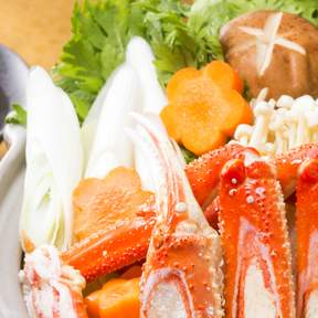 Umisenuosen (海千漁千) in Shibuya - Seafood & Crab Hot Pot Izakaya