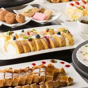 Musashi Sky Grill Buffet and Bar at Asakusa View Hotel in Tokyo