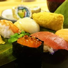 Afternoon Sushi Cooking Course