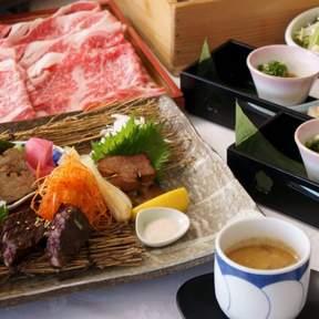 Miyashita (宫下) in Ginza - Wagyu Sukiyaki and Teppanyaki