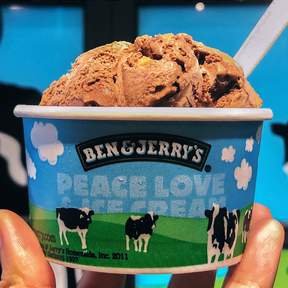 Ben & Jerry's Ice Cream at Somerset and Dempsey Hill