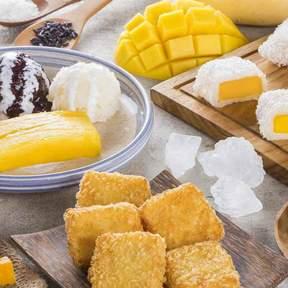 Voucher Ăn Uống tại Ji De Chi Dessert ở Bugis, Dhoby Ghaut, Suntec City, Jurong West và Simei