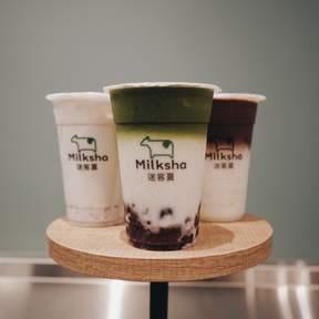 Milksha in Suntec City