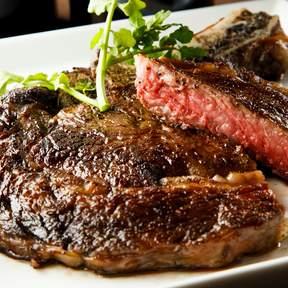 Steak House Pound (ステーキハウス 听) in Shinsaibashi - Premium Aged Wagyu Beef