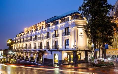Combo Khách sạn BB Hotel Sapa 3N2Đ hoặc 2N1Đ kèm Vé xe bus và Vé Cáp treo Fansipan