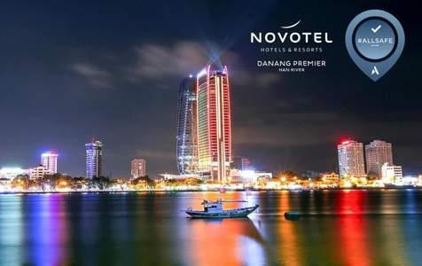 Novotel Đà Nẵng Premier Han River, với Bữa Sáng