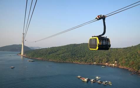 Tour 4 Đảo Phú Quốc Với Trải Nghiệm Cáp Treo và Công Viên Nước Aquatopia