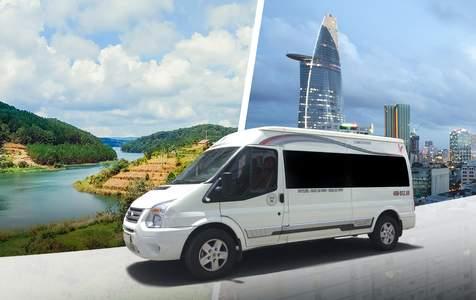 Vé xe Limousine giữa Đà Lạt và Thành phố Hồ Chí Minh