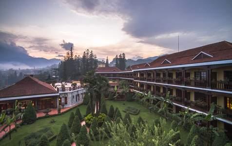 [Combo Victoria Sapa Resort & Spa + Xe Buýt Sapa] Tour Sapa 3 Ngày 2 Đêm Tham Quan Làng Tả Van