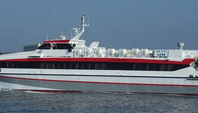 澎湖來回船票套票 90分鐘舒適平穩航程從嘉義布袋到澎湖馬公