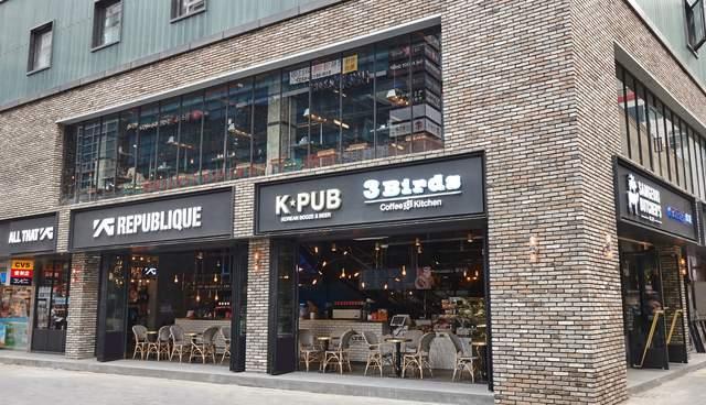 Kang Ho Dong Baekjeong Pork and Beef Korean BBQ Sets in