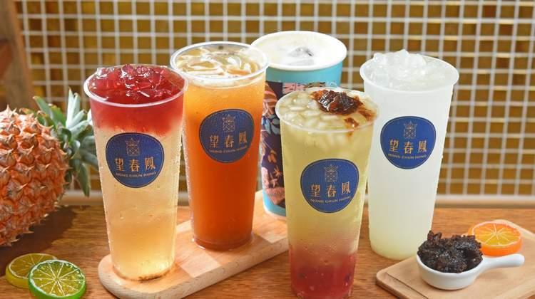 望春鳳茶飲專賣店 - 台灣