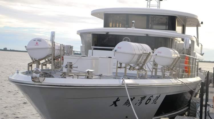 鵬琉線 | 屏東大鵬灣 - 小琉球往返船票
