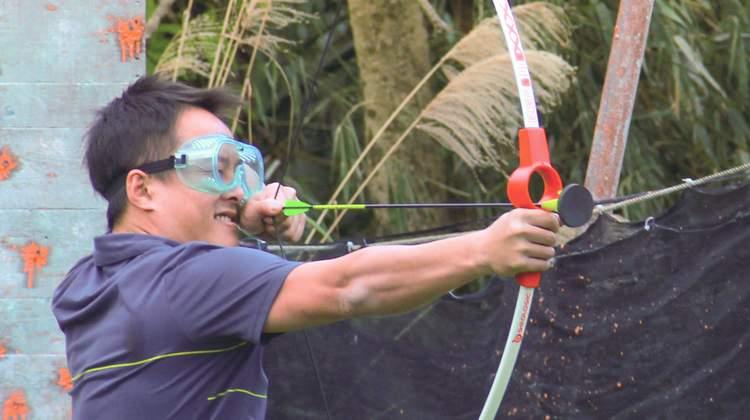 飢餓遊戲弓箭體驗