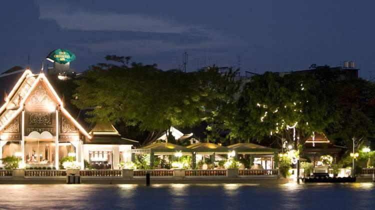 文華東方Sala Rim Naam 餐廳