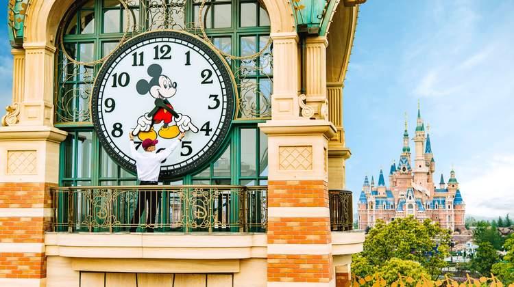 【限時特惠】上海迪士尼樂園門票