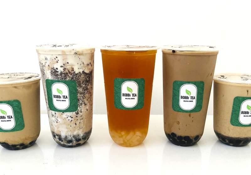 Up to 10% Off   Bobbitea Milktea House Delivery in Manila - Klook ...
