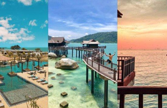 马来西亚海边度假村 klook