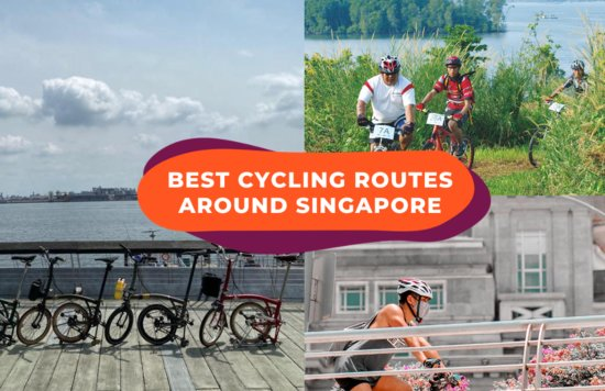 singapore cycling routes cover image