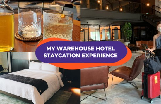 Warehouse Hotel Staycation Experience Cover