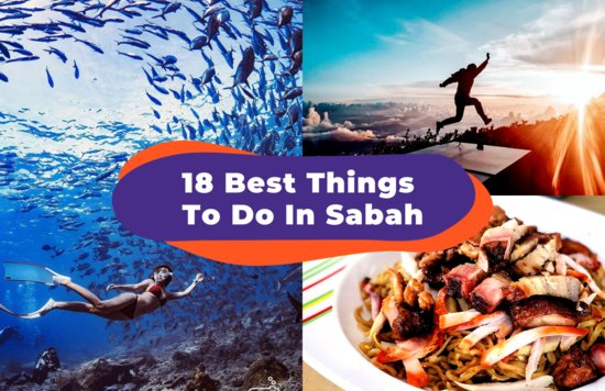 Blogheader - Best Things To Do In Sabah Guide