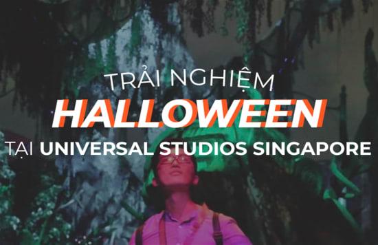 dem halloween kho quen o universal studios singapore cover