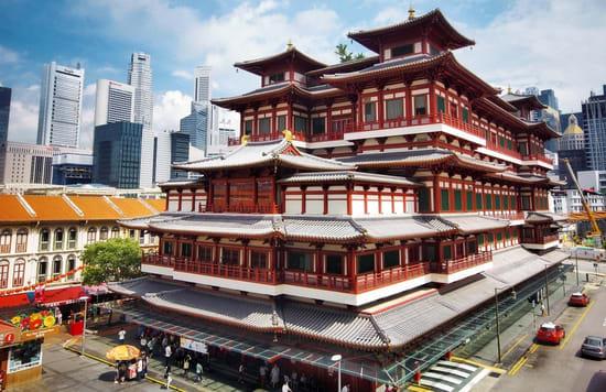 dia diem tham quan singapore