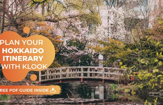 hokkaido itinerary pdf guide klook