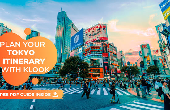 tokyo itinerary pdf guide