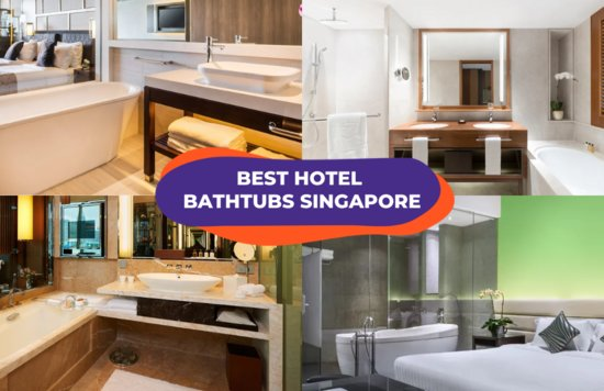 hotel bathtub singapore