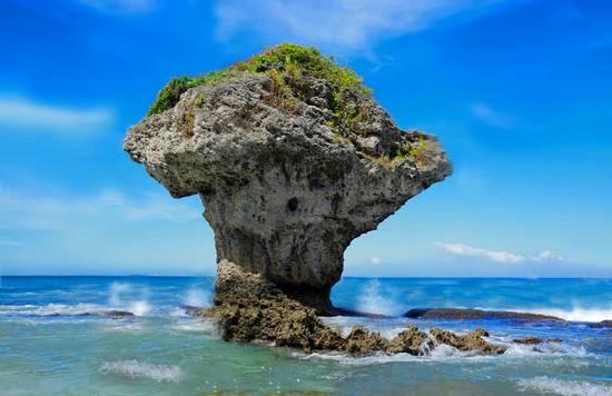 花瓶岩 1