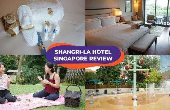 shangrila hotel singapore review