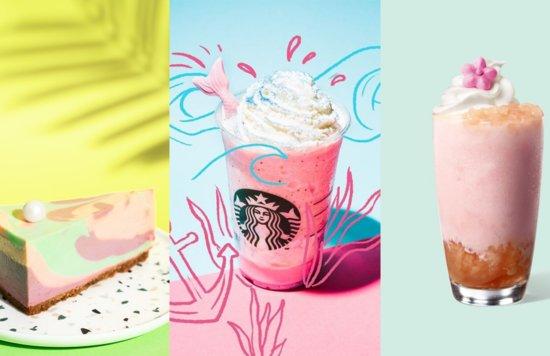 Blogheader - Starbucks Mermaid Drink